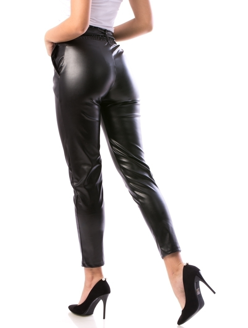 Pantaloni Dama GhjTy17 Negru