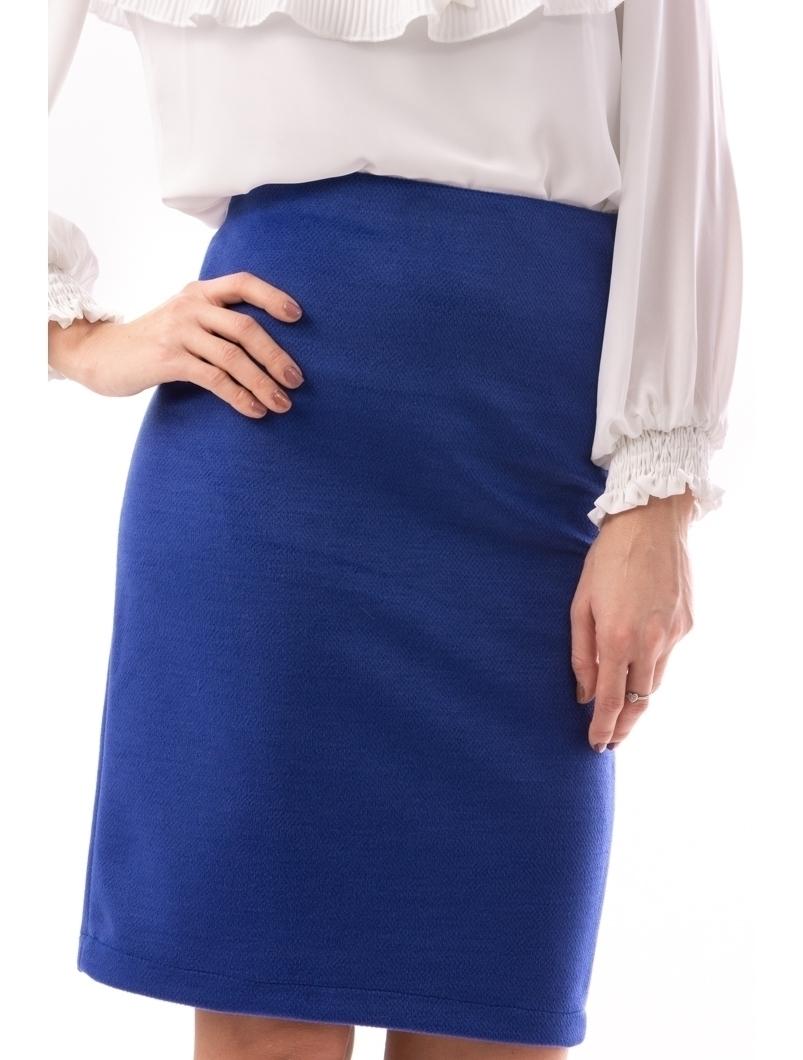 Fusta Dama Nancy Albastru
