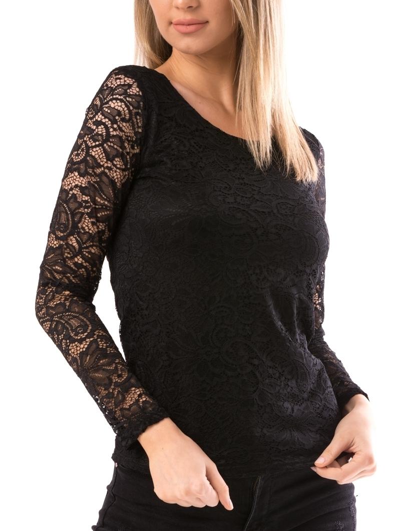Bluza Dama Ddannty67 Negru