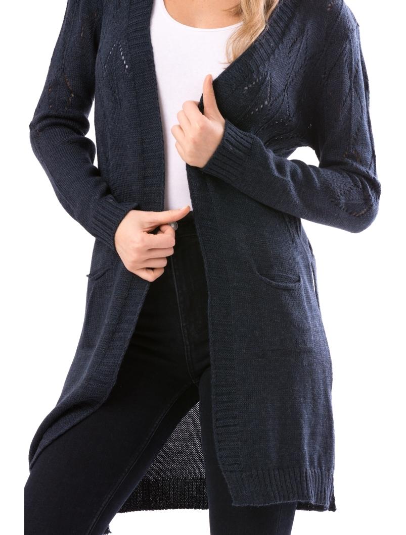 Cardigan Dama Tinnsy12 Bleumarin