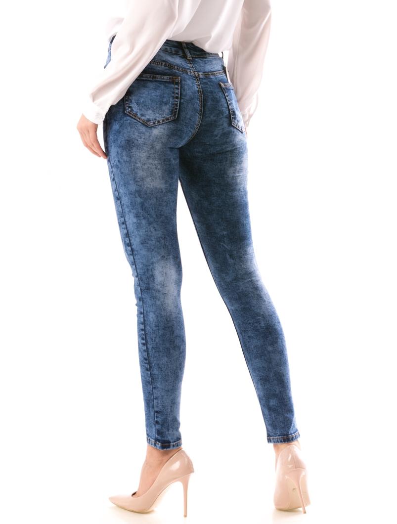 Jeans Dama Nico12 Bleumarin