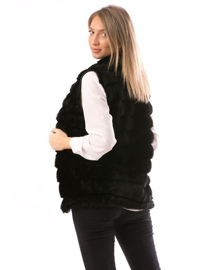 Vesta Dama PufyPluf88 Negru