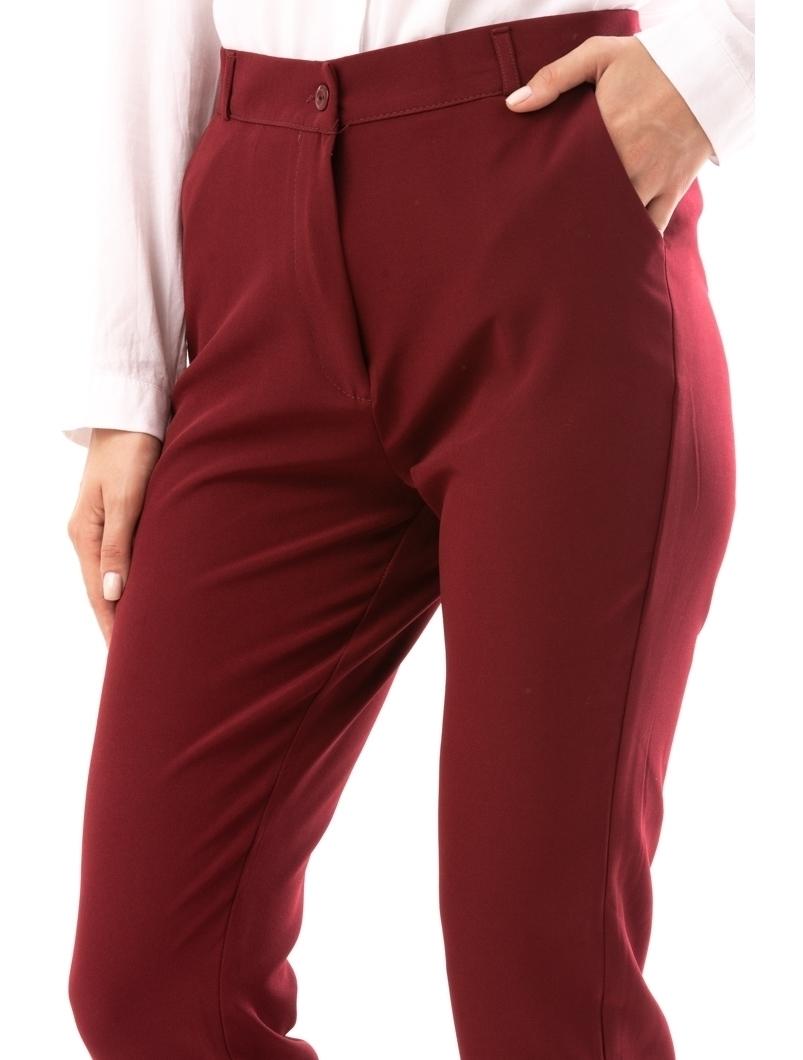 Pantaloni Dama Batal SoftWork Garnet