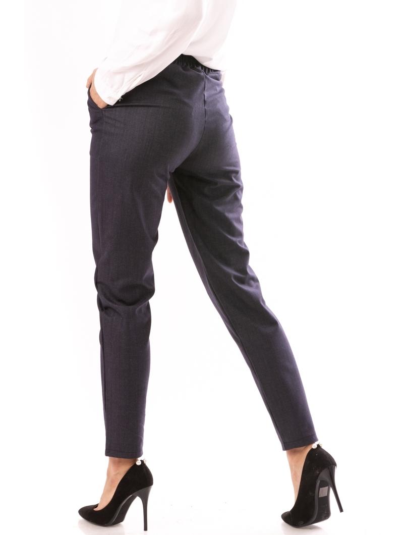 Pantalon Dama OfficeYoji Gri Inchis