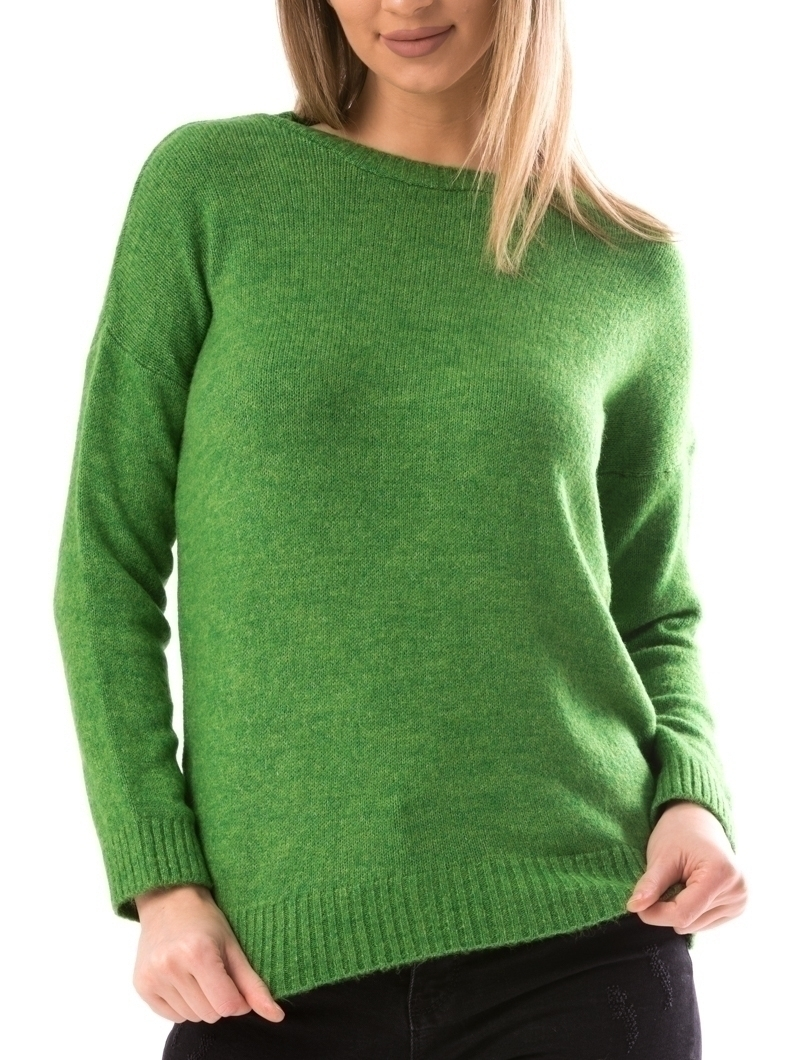 Pulover Dama XsimpleTouch10 Verde