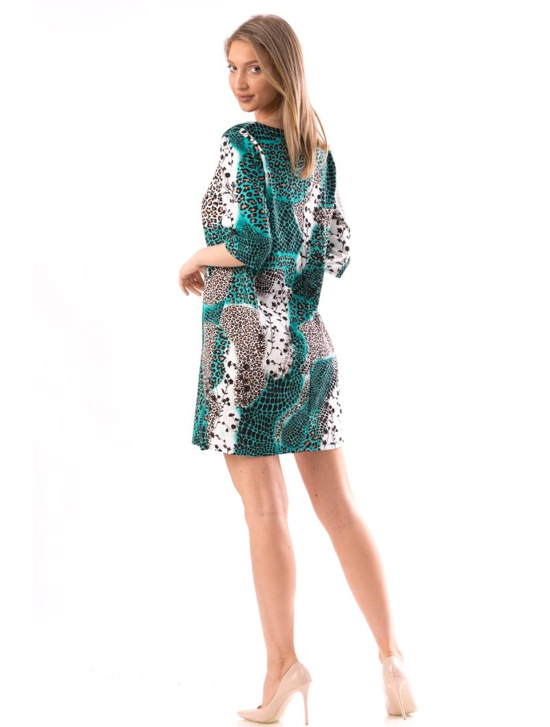 Rochie Dama Exventy22 Verde