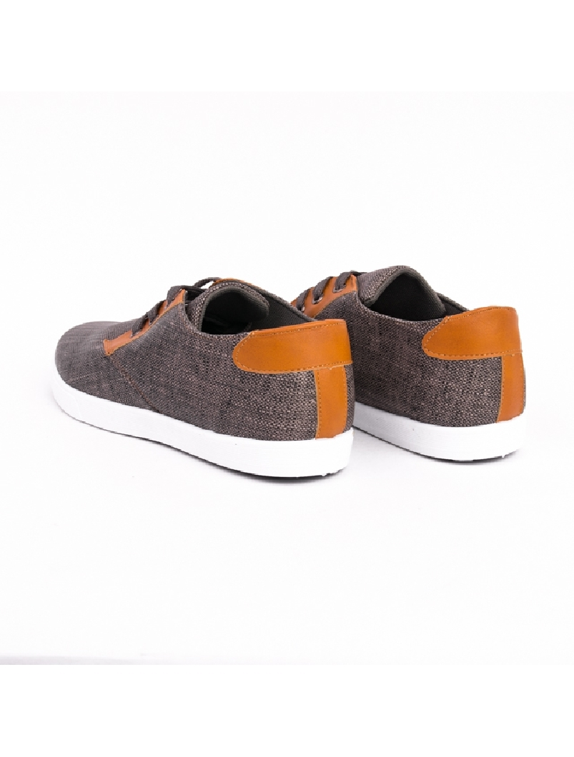 Pantofi Barbati Cu Siret FutureOne Gri