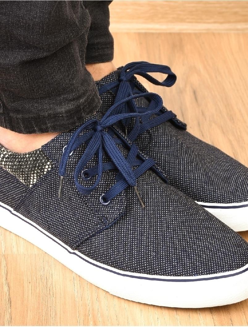 Pantofi Barbati Sport Cu Siret Mystery Bleumarin