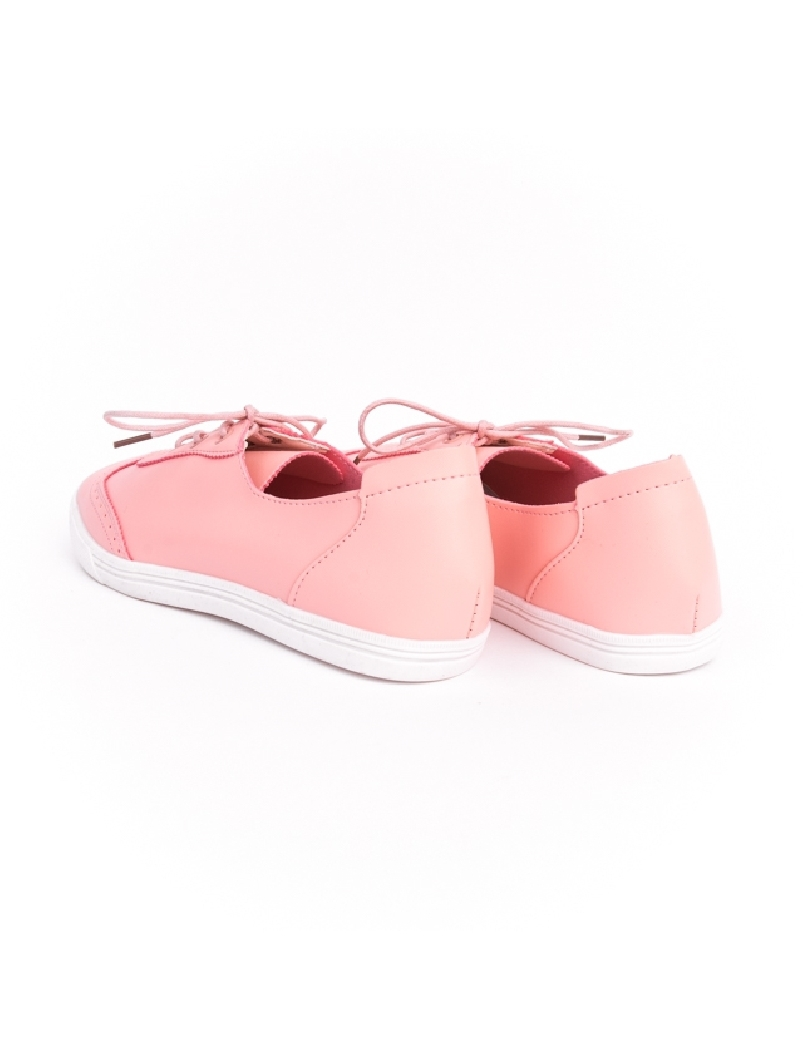 Pantofi Dama Cu Siret FashionSport Roz