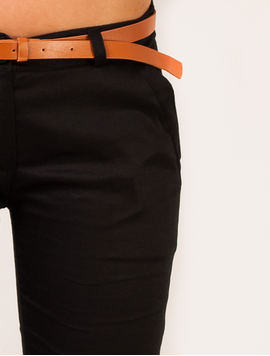 Pantaloni Dama Office Pocket Pants Negri-2