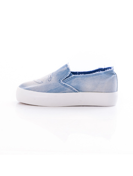 Espadrile Dama UrbanJeans Albastru