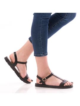 Sandale Dama LuckyLucy Negru