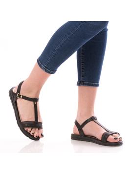 Sandale Dama LuckyLucy Negru-2