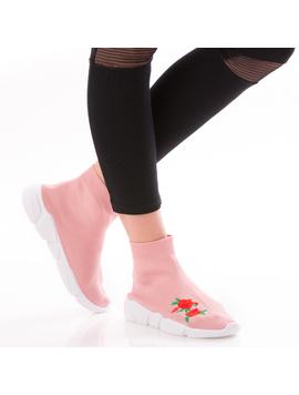 Sneakers Dama FreshRose Roz-2