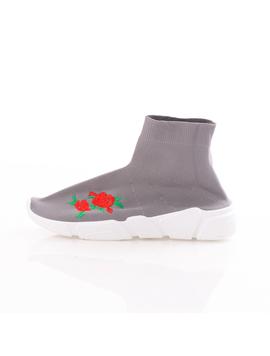 Sneakers Dama FreshRose Gri