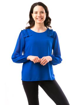Bluza Dama AnfoRe Albastru