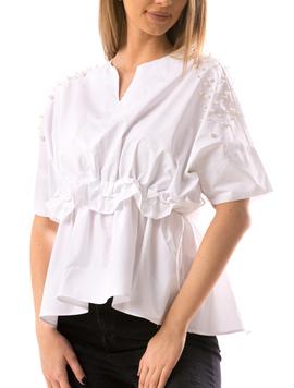 Bluza Dama HipFdr Alb-2