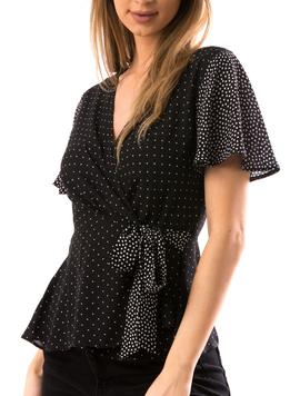 Bluza Dama Perki10 Negru-2