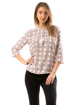 Bluza Dama TryYma25 Bej