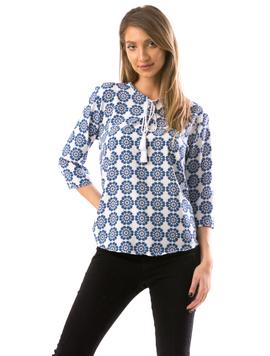 Bluza Dama TryYma25 Albastru