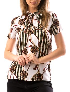 Bluza Dama BuBy10 Alb-2