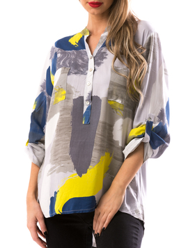 Bluza Dama NumBy Gri-2