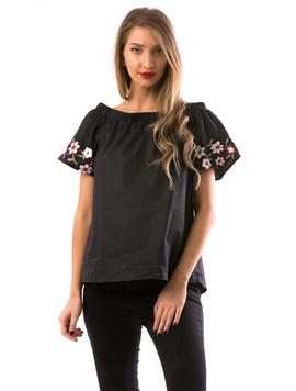 Bluza Dama DownSho Negru