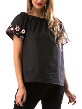 Bluza Dama DownSho Negru-2