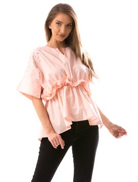 Bluza Dama HipFdr Roz