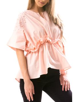 Bluza Dama HipFdr Roz-2
