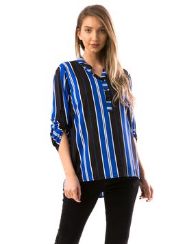 Bluza Dama NumReq Albastru