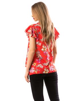 Bluza Dama Twel2 Rosu