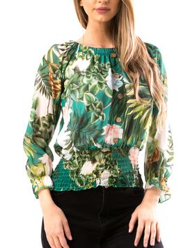 Bluza Dama Ire12 Verde-2