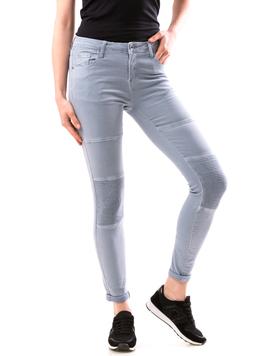 Jeans Dama Boytrim Bleu