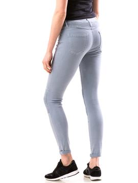 Jeans Dama Boytrim Bleu-2