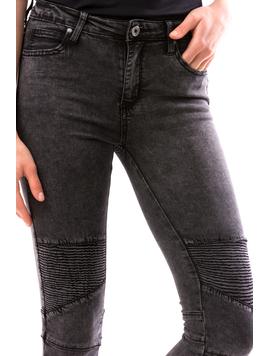 Jeans Dama BoyFret Negru-2