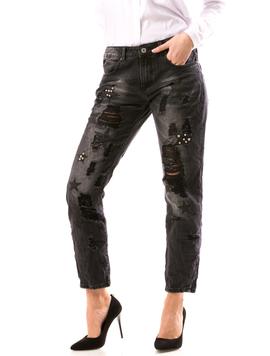 Jeans Dama StarBv Negru