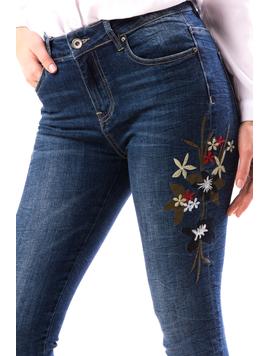 Jeans Dama JeJn Bleumarin-2