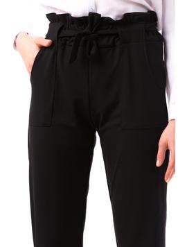 Pantaloni Dama DrewTre Negru-2