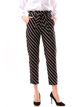 Pantaloni Dama DrewYel Negru