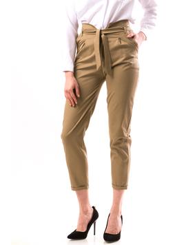 Pantaloni Dama RalphMei Bej