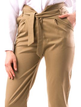 Pantaloni Dama RalphMei Bej-2