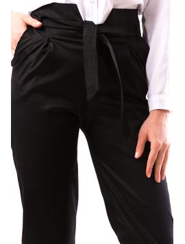 Pantaloni Dama RalphMei Negru-2