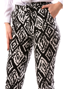 Pantaloni Dama ShekTru Negru-2