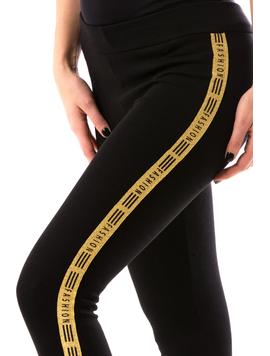 Pantaloni Dama VyPuj12 Negru-2