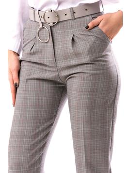 Pantaloni Dama VritMy Gri-2