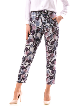 Pantaloni Dama Lwsay Mov