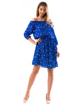 Rochie Dama Twenty10 Albastru
