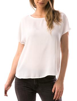 Tricou Dama White Alb-2
