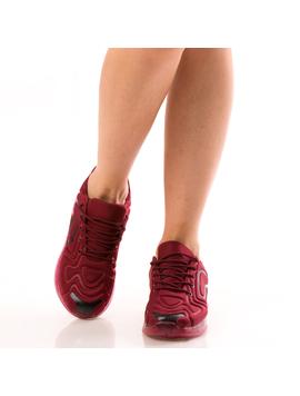Adidasi Dama LanceWear Grena-2